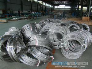 Stainless Steel Seamless Super Long Boiler and Heat Exchanger Tubing In Coil