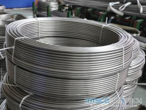 Stainless Steel Small Sizes Long Coil Tube ASTM A269 3/8 inch/1-1/4 inch/1-1/2 inch