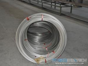 Stainless steel high precision chemical injection coiled tube with no joints bright annealed