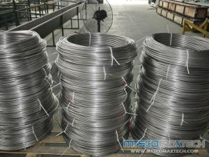 Stainless Steel Small Size Control Line Tubing for Oil and Gas