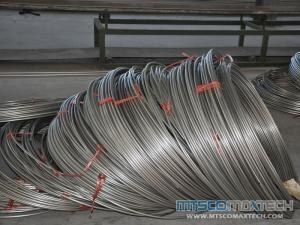 Stockist of Seamless Super Long Stainless Steel Small Size Coil Tubing