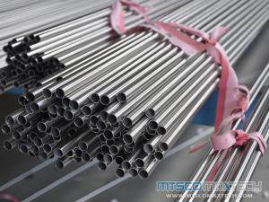 TP304L/TP316L Stainless Steel Seamless Hydraulic Line Tubing