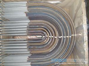 TP304L ASTM A269 Seamless U Bent Heat Exchanger Tubing