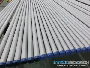 TP304L Small Size Seamless Stainless Steel Tubes Annealed Finished