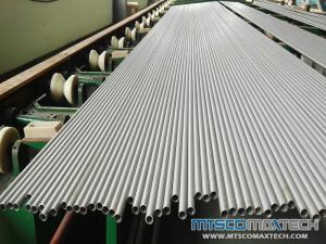 TP316L Annealed & Pickled Heat Exchanger Seamless Round Tubing