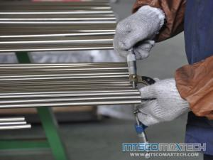 TP316L Bright Annealed Seamless Hydraulic Tubing