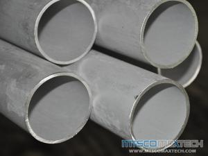 TP316L Stainless Steel Pipes/Tubes With ASTM A312 Standard  DN 100 SCH40S