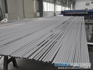 TP316/TP316L 15.88MM Cold Drawn Austenitic Steel Seamless Tube