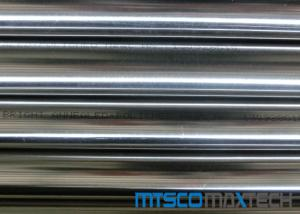 TP316 / 316L / 321 / 321H Cold Rolled Stainless Steel Sanitary Tube For Chromatogrphy