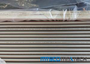 TP317 / 321 Stainless Steel Instrument Tube With Bright Annealed Surface For Fuild And Gas