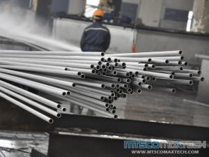 TP321 ASTM A213 Size 25.4MM Heat Exchanger Seamless Tube