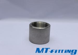 Threaded End F304 / 304L 2 inch 3000LBS Stainless Steel Reducing Coupling Forged Fitting