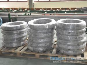 TP316L 1 1/2 inch Small Size Round Super Long Coil Tubing for Chemical Injection Systems