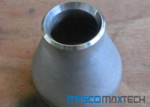 UNS S2507 Duplex Steel Pipe Fitting, Concentric Reducer For Connection